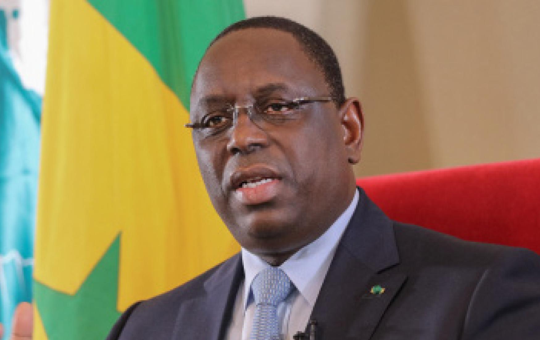 Covid-19 : le président sénégalais Macky Sall exposé!