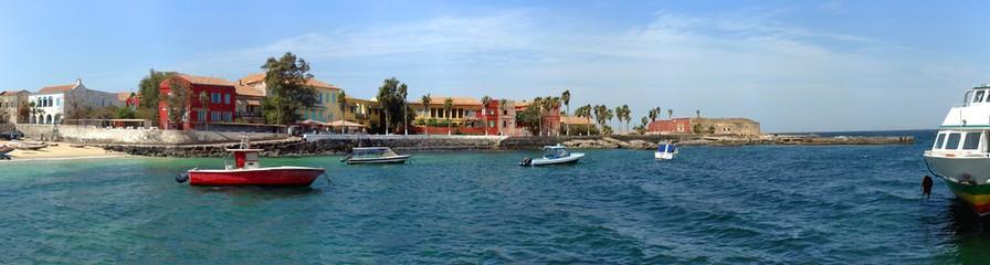 Ile de Goree Island, one of the earliest European settlements in Western Africa, Dakar, Senegal