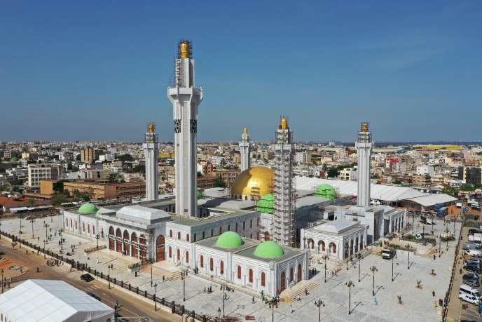 A Dakar, l'inauguration d'une immense mosquée consacre l'influence ...