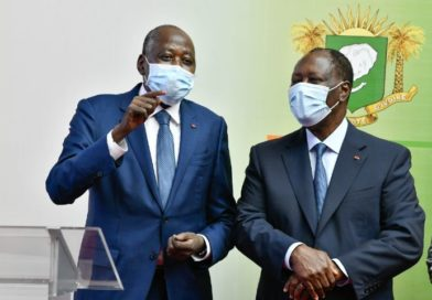 Cote d'ivoire : le Premier ministre Amadou Gon Coulibaly décède aux suites d'un malaise.