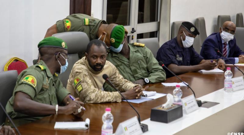 Mali : La CNSP est dissoute !