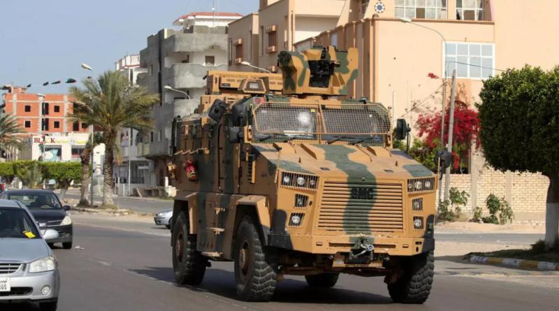 Libye :Washington demande de désengorger la Libye.