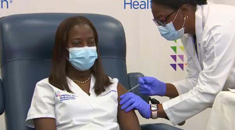 États-Unis : Les Afro-Américains ont des doutes sur les vaccins.