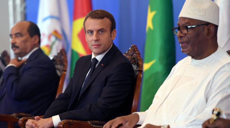 G5 Sahel : Absent physique de Emmanuel Macron.