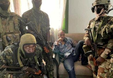 """Guinée: """"Le Président est avec nous. Il est dans un lieu sûr"""""""